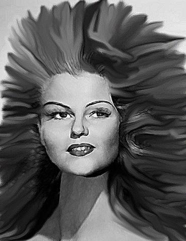 Rita Hayworth por markt